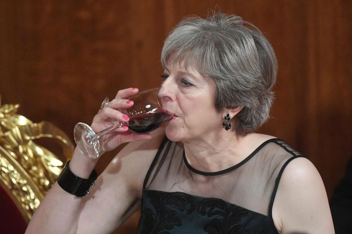 The House of Commons Commission has agreed to take action on promoting responsible alcohol consumption among MPs including Prime Minister Theresa May