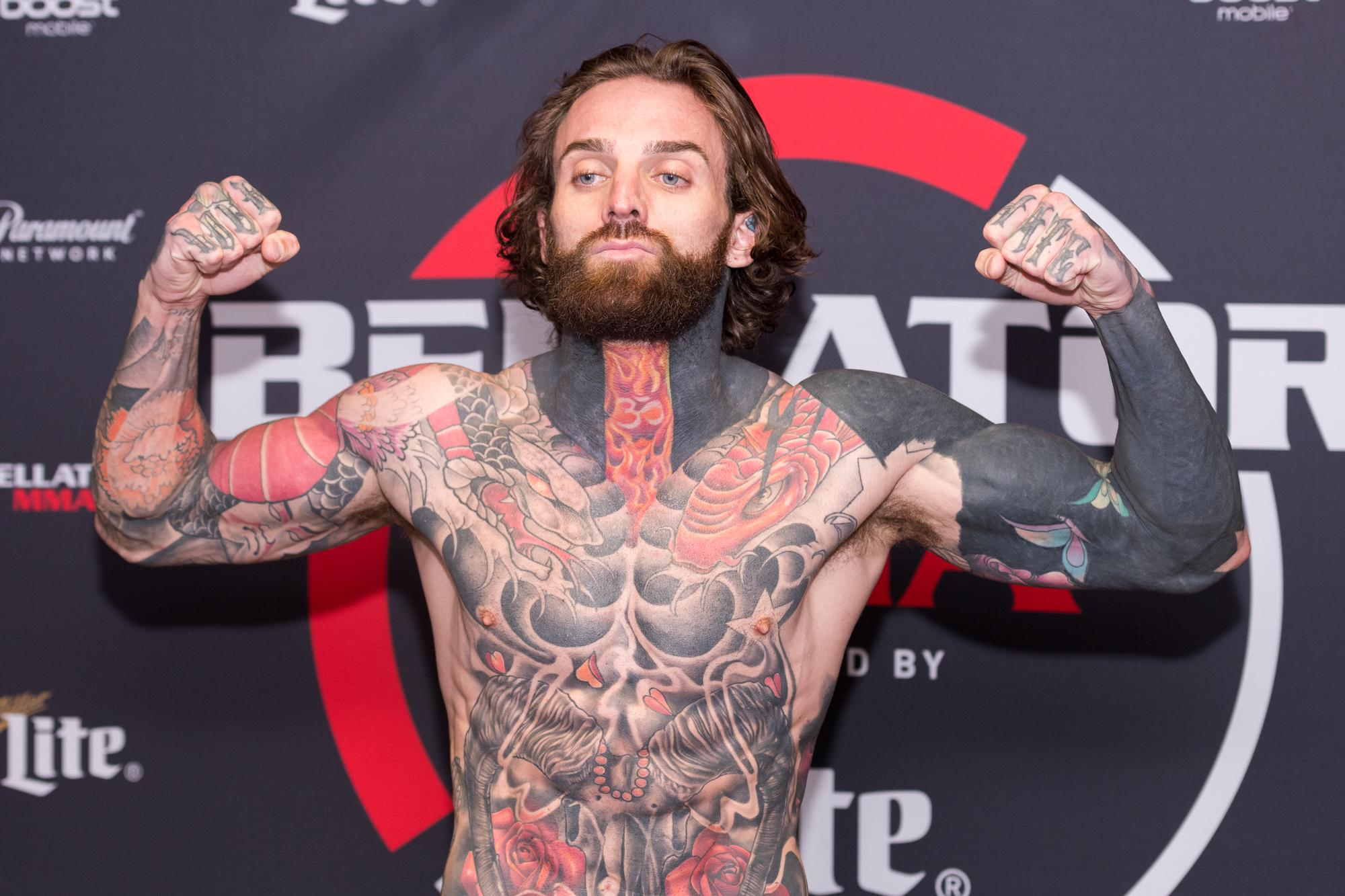 Chalmers's next fight is in February for Bellator MMA
