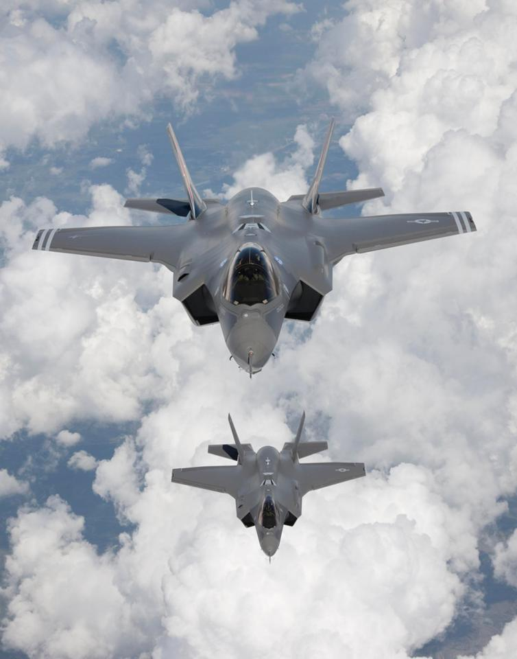 F-35 Fighters