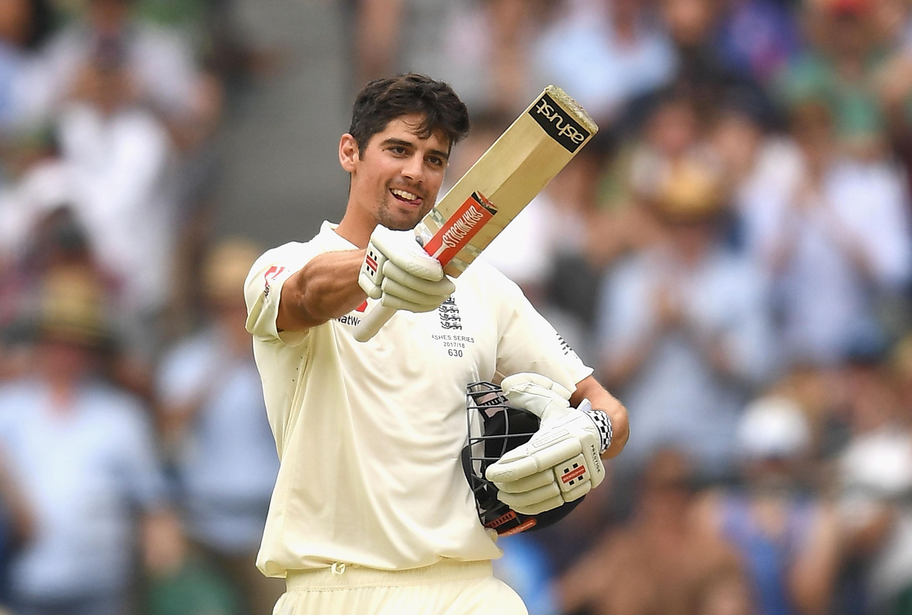 The cricketer retired from England duty after a glittering career - and he is set for some recognition