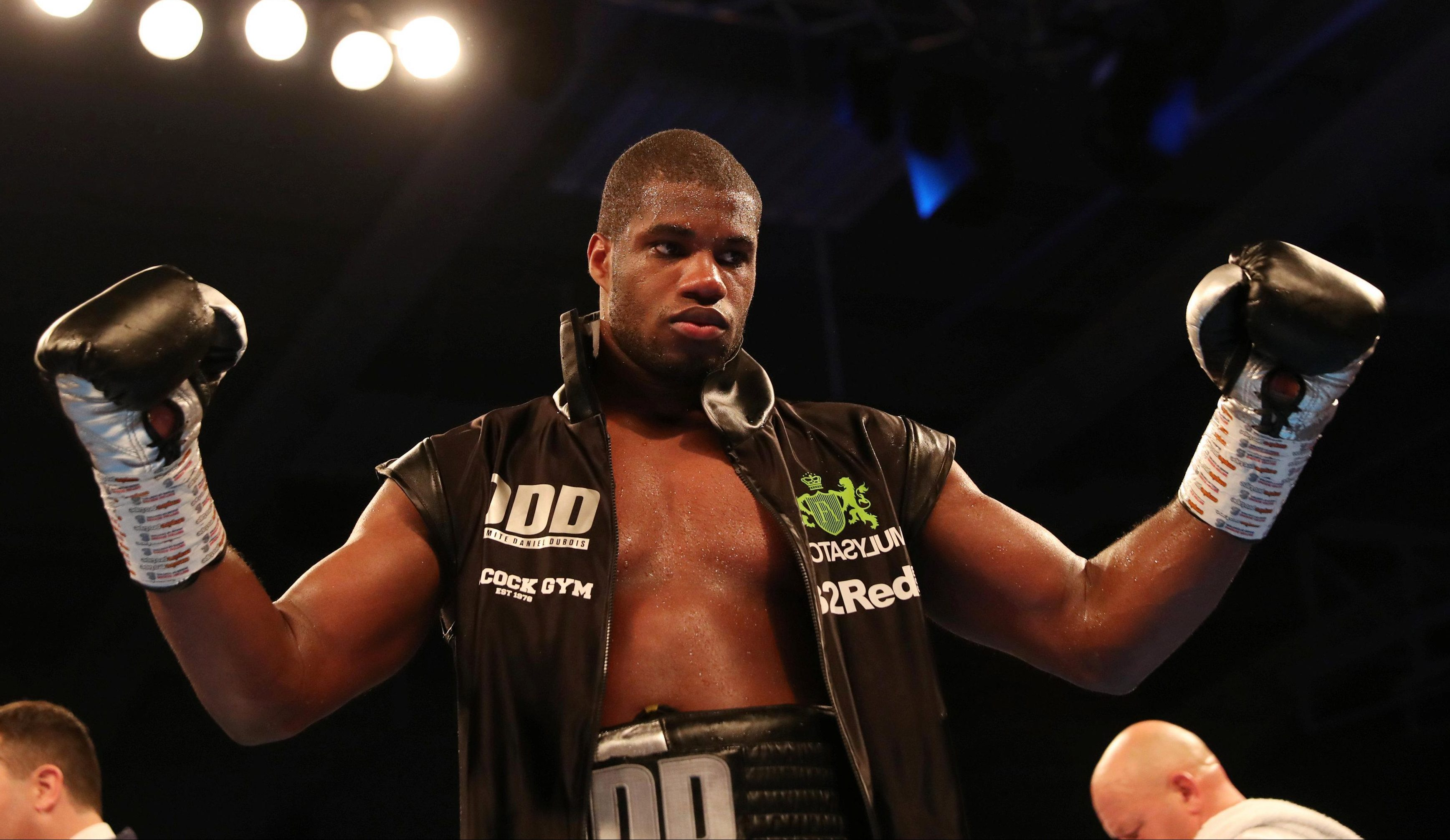Daniel Dubois is quietly spoken but his power-punching roars loud and clear