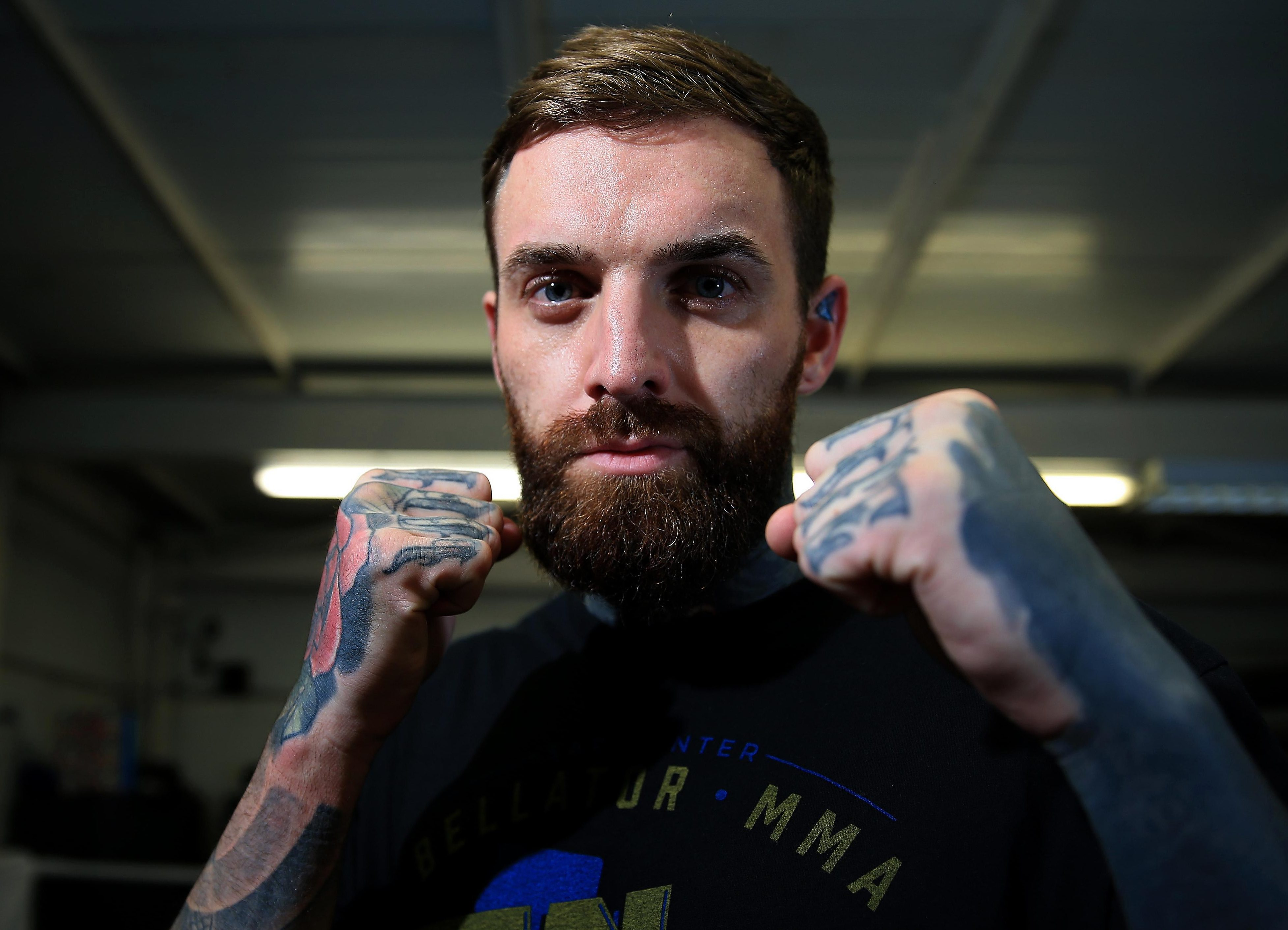 He is 4-0 in his MMA career after 18 months