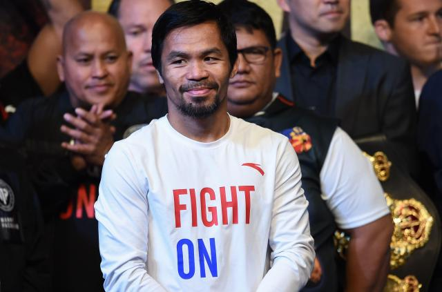 Pacquiao vs Broner live stream FREE: How to watch TONIGHT'S fight on