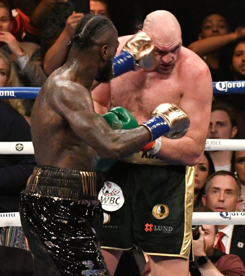 Fury Vs Wilder: Man Utd Have 'no Plans' To Host Rematch At
