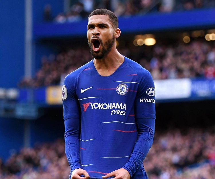 Loftus-Cheek has played more at Chelsea than he deserves, says Wise