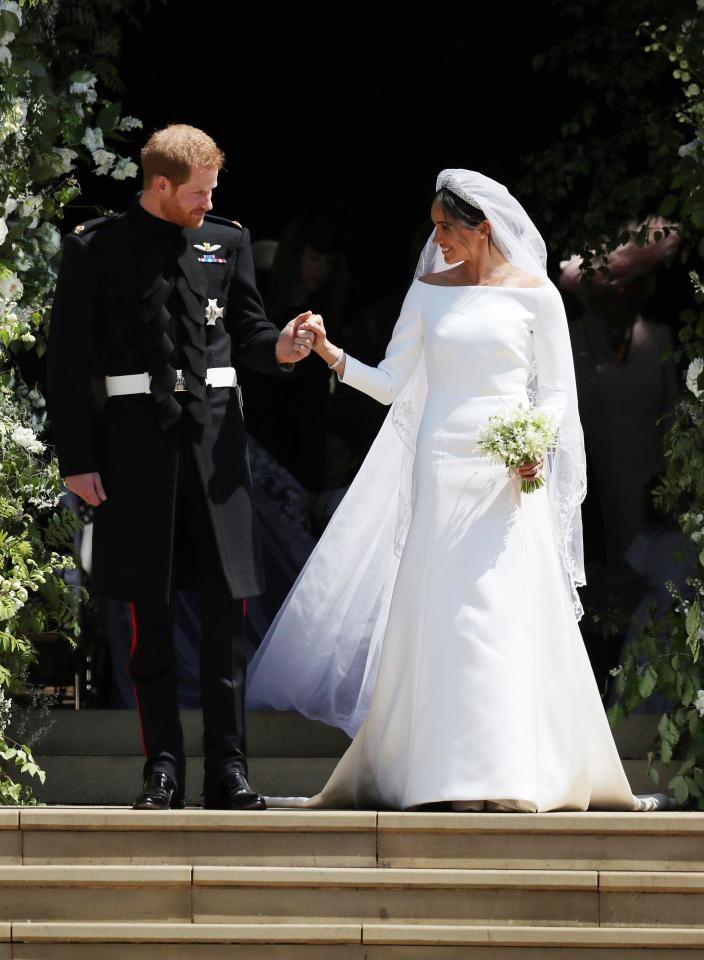 Prince Harry and Meghan Markle tied the knot in May
