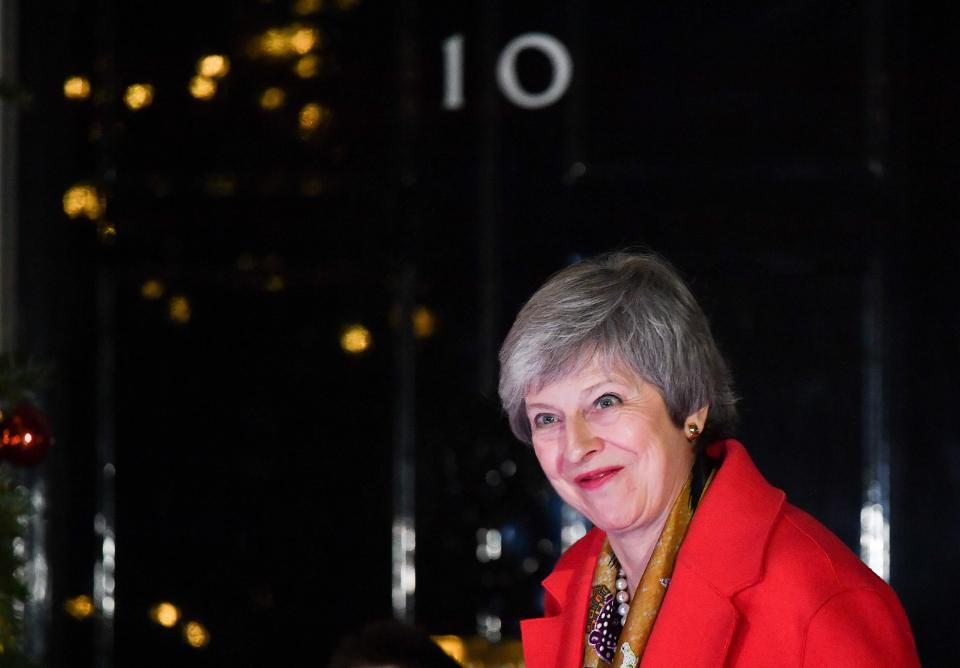 Ministers fear fear that if the vote goes ahead, she will lose by a margin so large that it could capsize the Government
