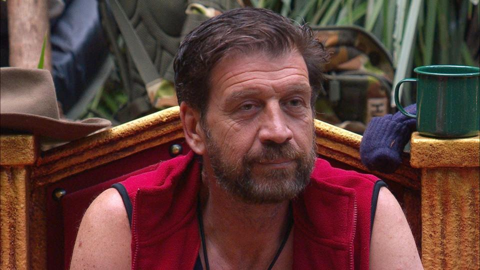Nick Knowles has been dreaming of meeting up with his ex and says they are still great pals