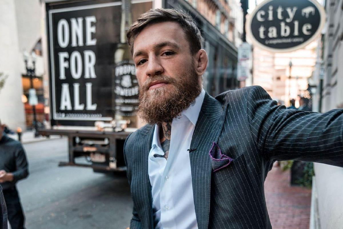 c96d5fc9be6 Conor McGregor never spends money on expensive clothes and cars because  they re given to him