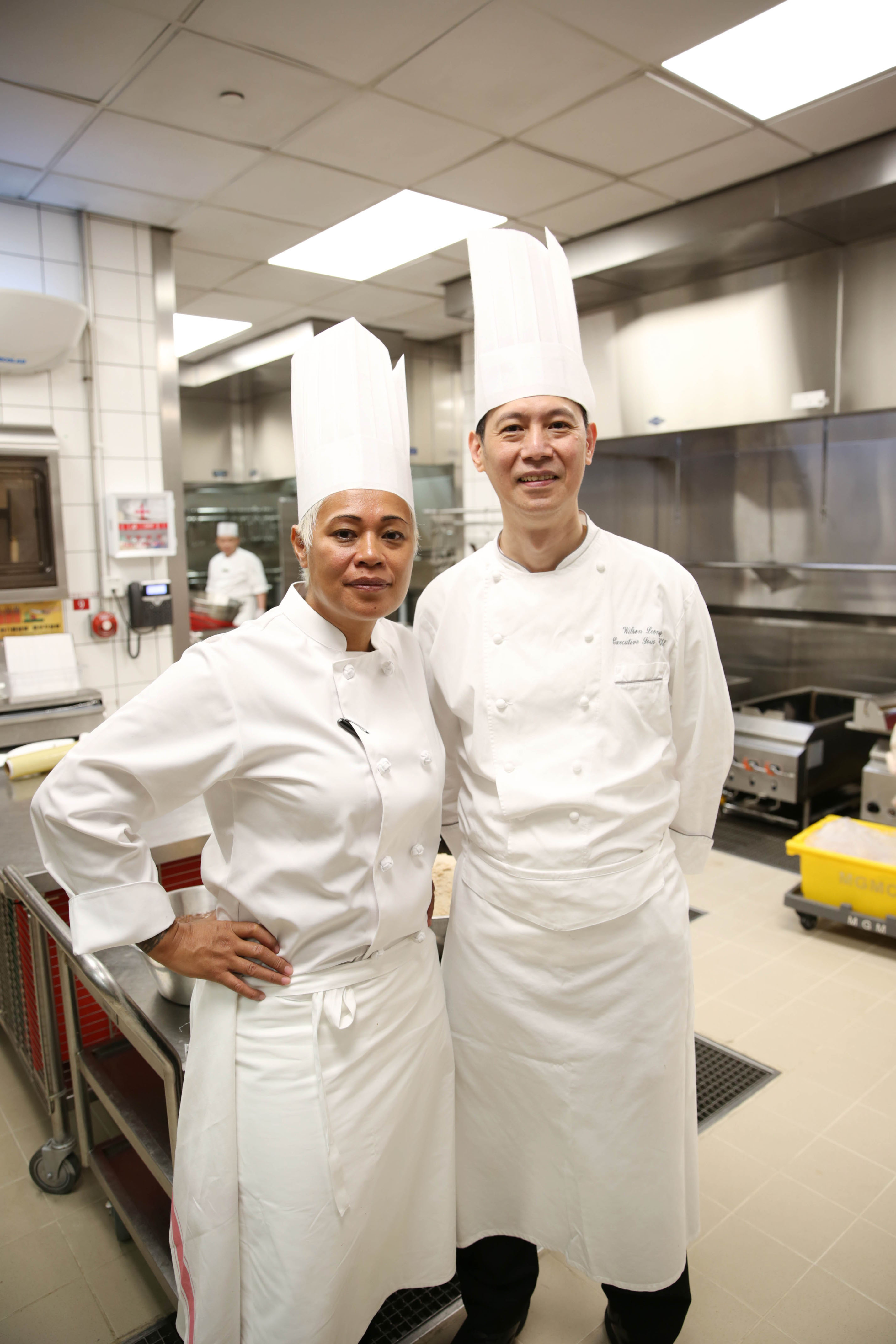 Who Is Monica Galetti And Is She Married The Irish Sun