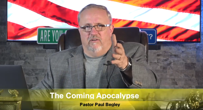 Crackpot conspiracy theorists like Pastor Paul Begley have claimed Nibiru will destroy Earth in the past