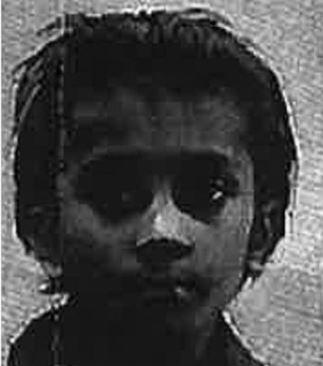 Police are looking for a nine-year-old girl who hasn't been seen since she was picked up in a minicab ten months ago