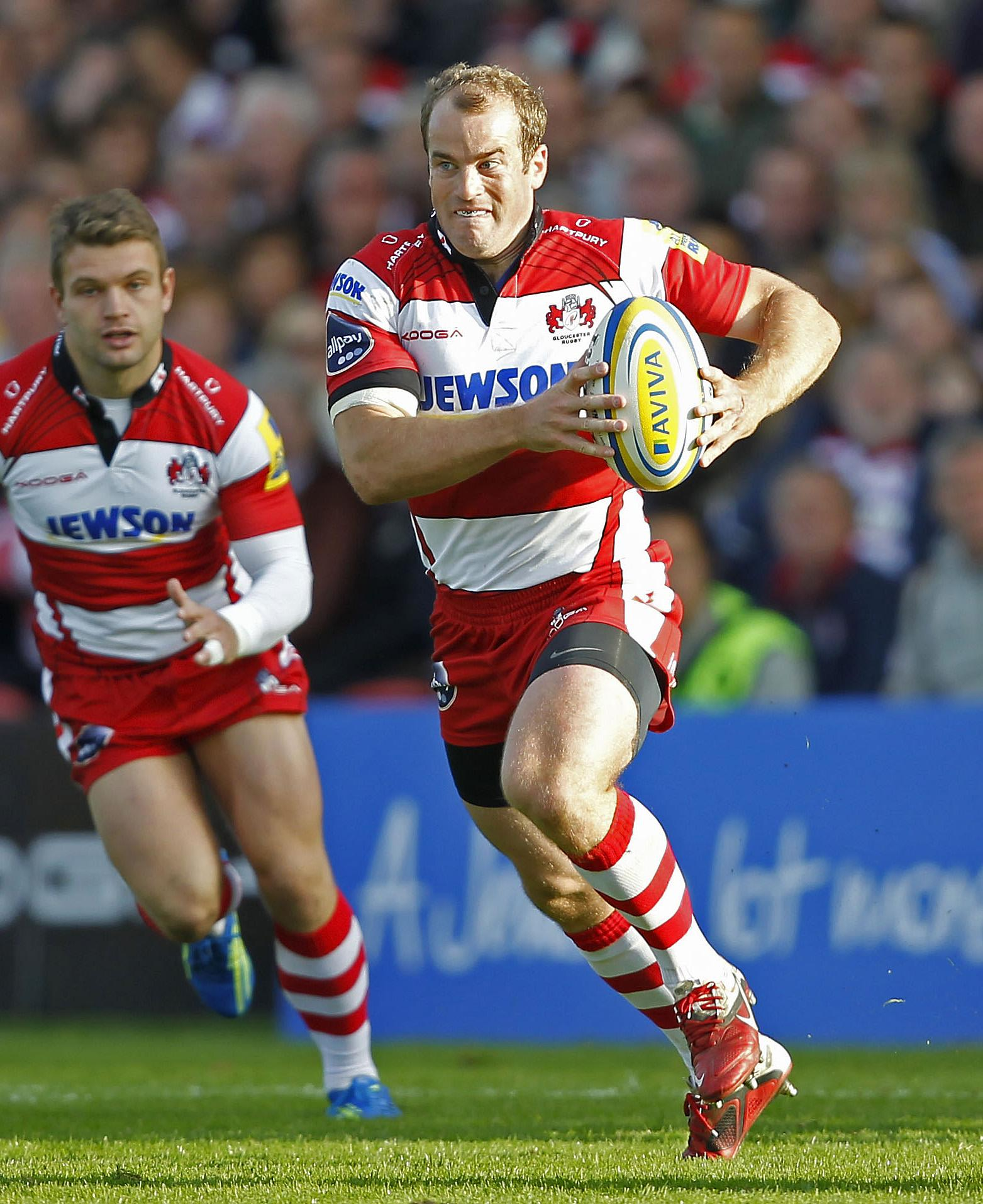 Gloucester legend James Simpson-Daniel doesn't want to see his old club dumped out of Europe like he was in 2003