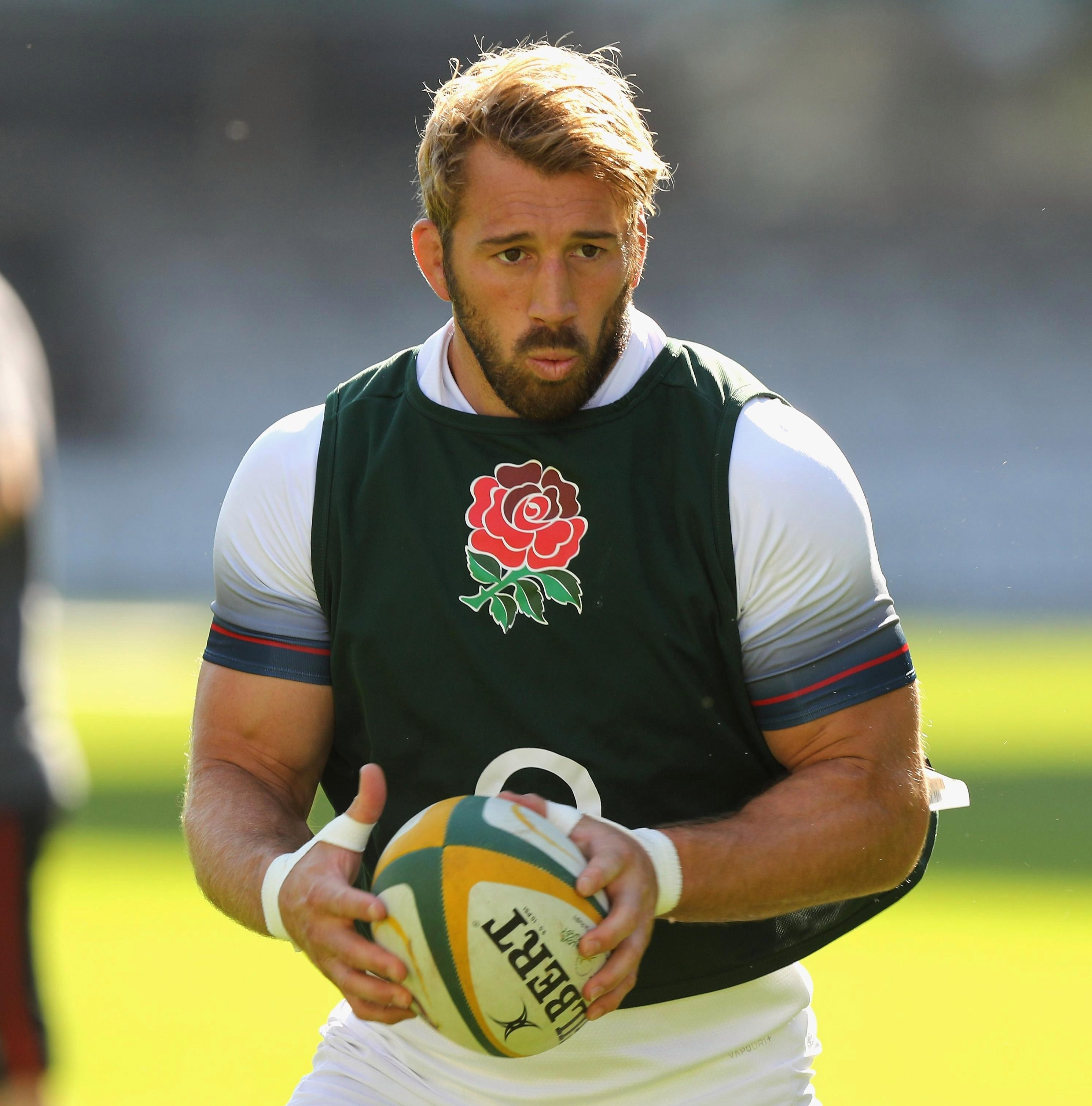 Chris Robshaw could make his Quins return this month after a knee problem