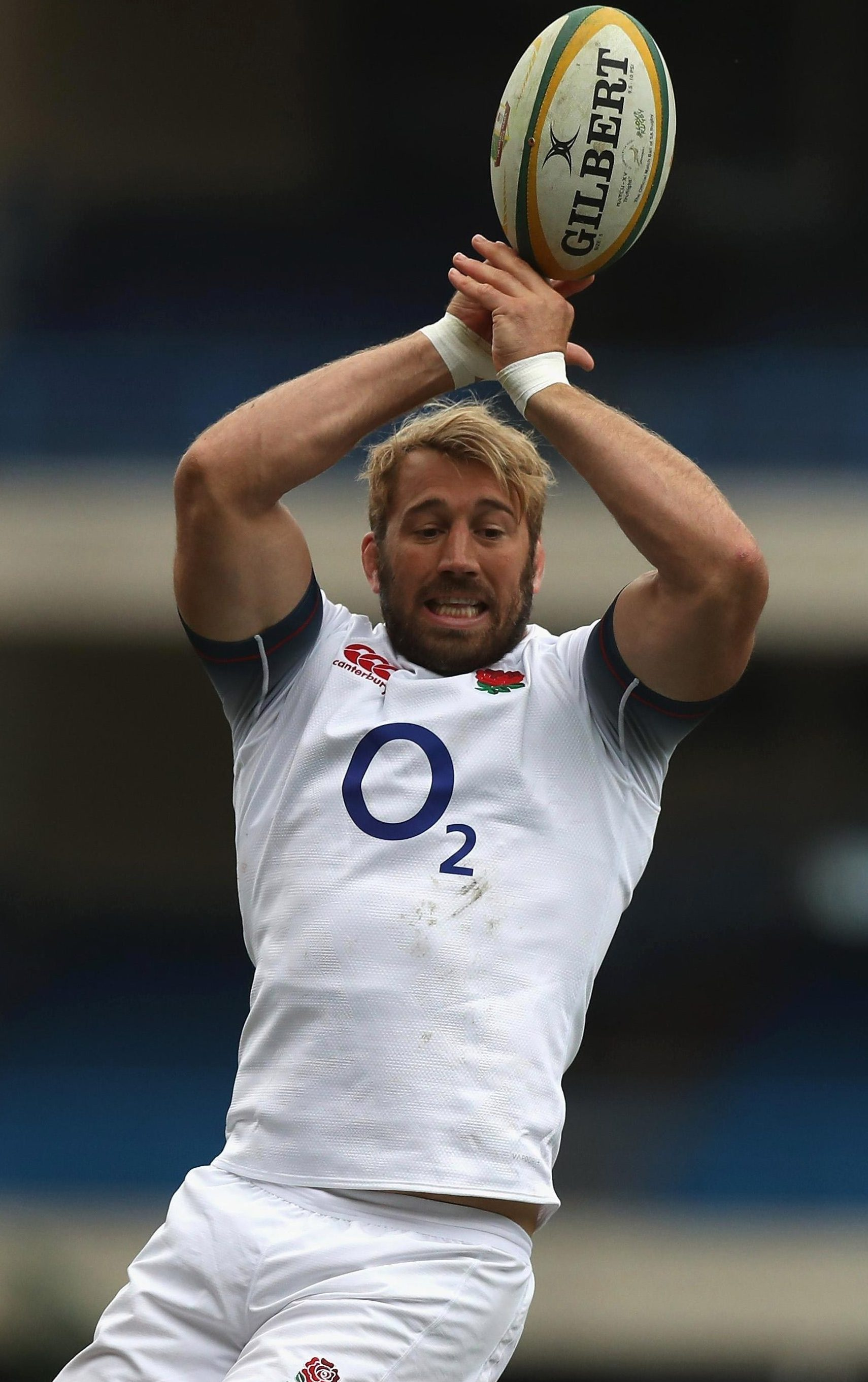 Robshaw missed all of England's autumn series