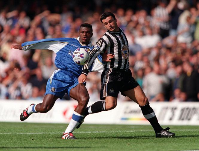 Marcel Desailly joined Chelsea as a World Cup winner in 1998