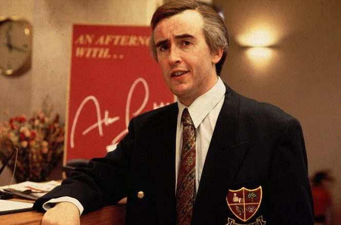 Mourinho was hilariously compared to comedy character Alan Partridge, who lived in a hotel