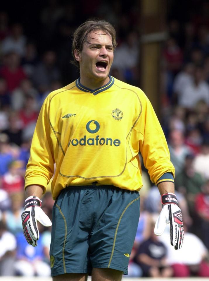 Bosnich joined Chelsea after a roller-coaster period at Manchester United