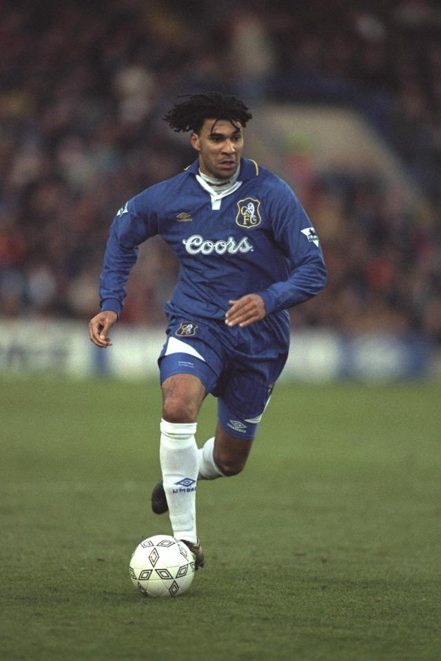 Ruud Gullit was another talent straight out of Italy who brought international pedigree to West London