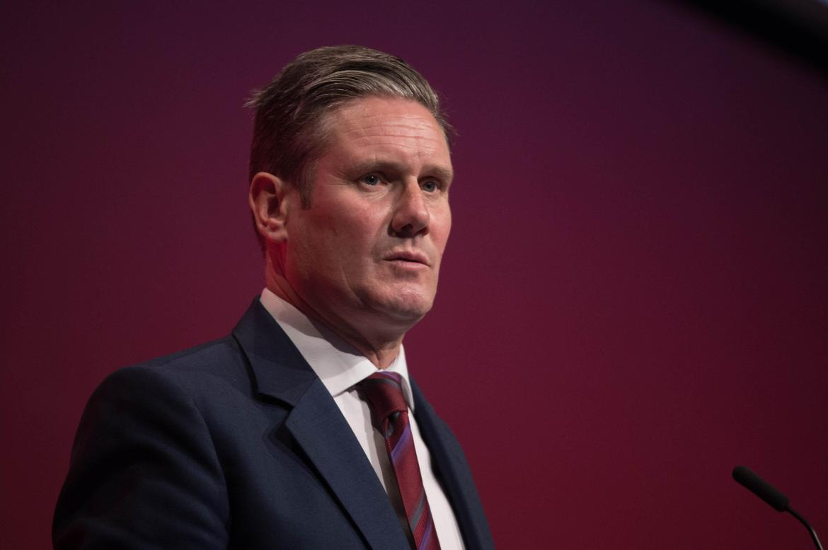 Jeremy Corbyn's spokesman says Sir Keir Starmer may have been 'speculating'