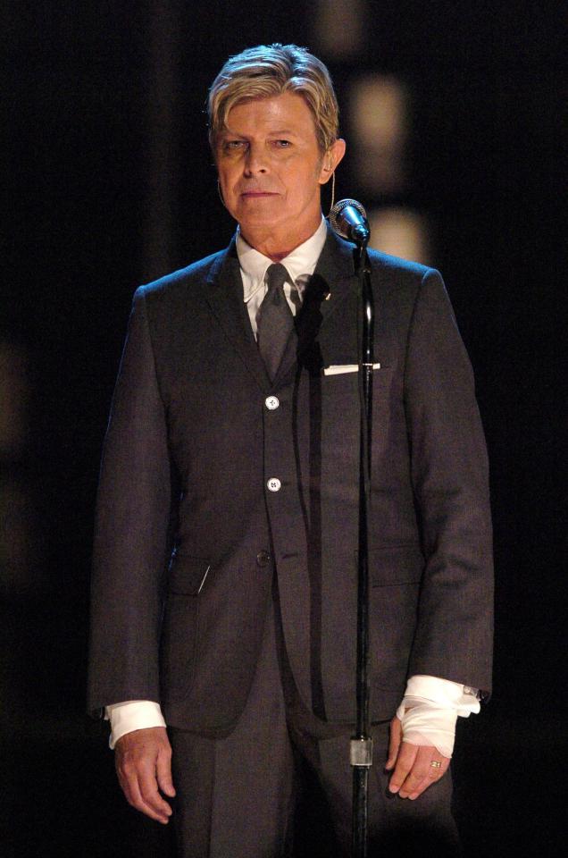 David BowieDavid Bowie