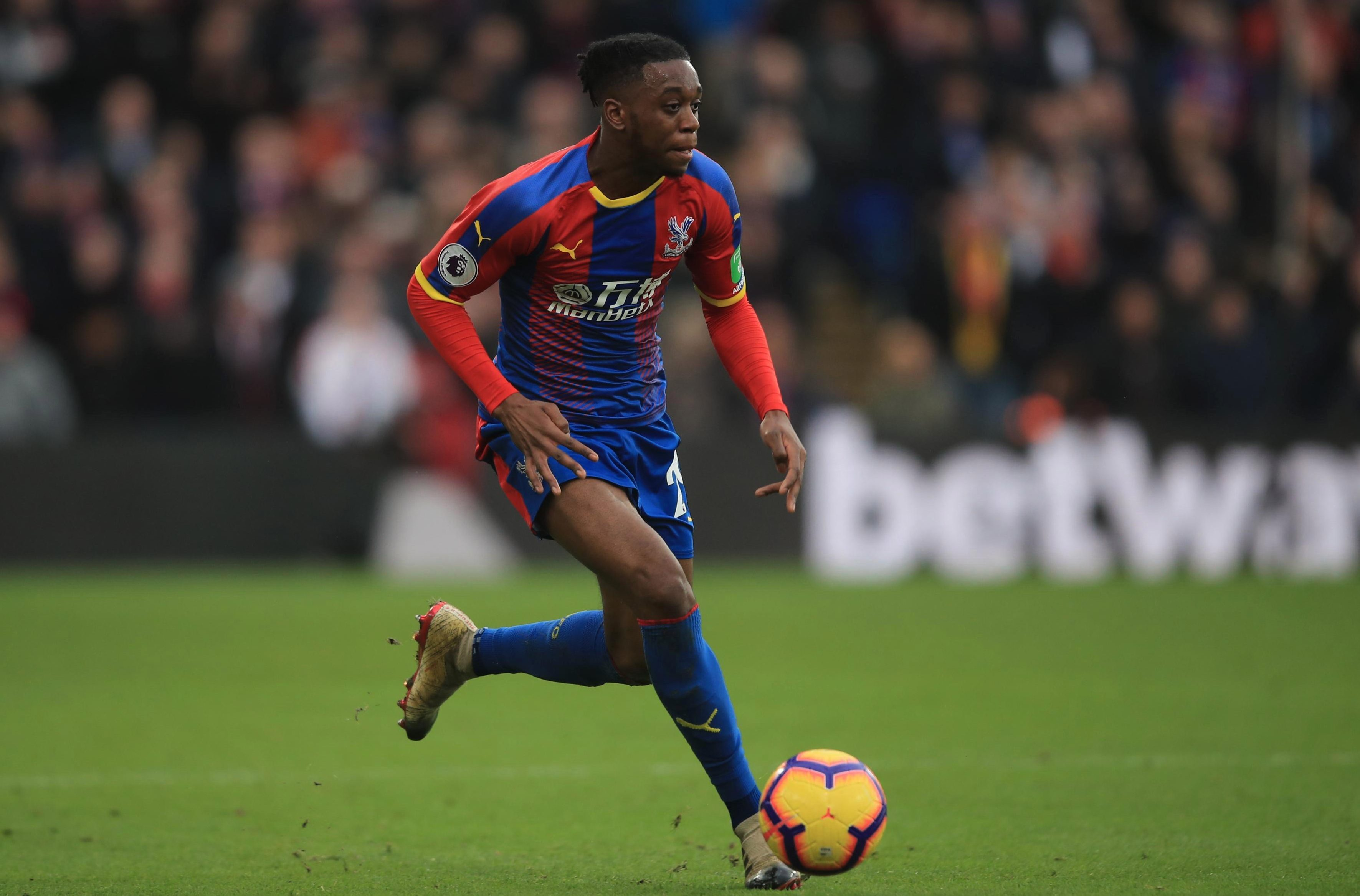 Aaron Wan-Bissaka is wanted by both Manchester United and Chelsea