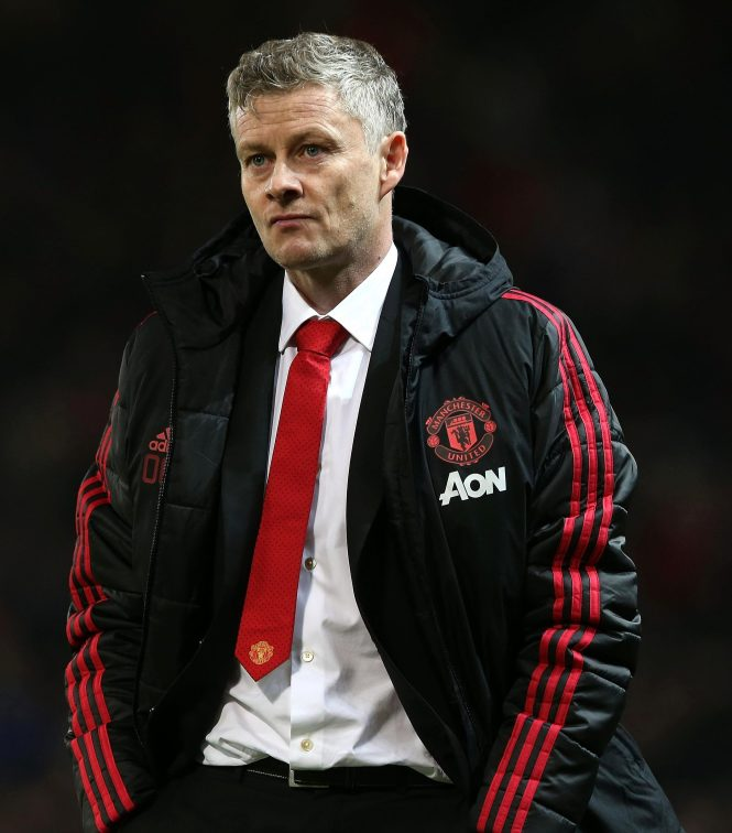 Ole Gunnar Solskjaer insists he and Mauricio Pochettino are not competing to land the top job at Man United