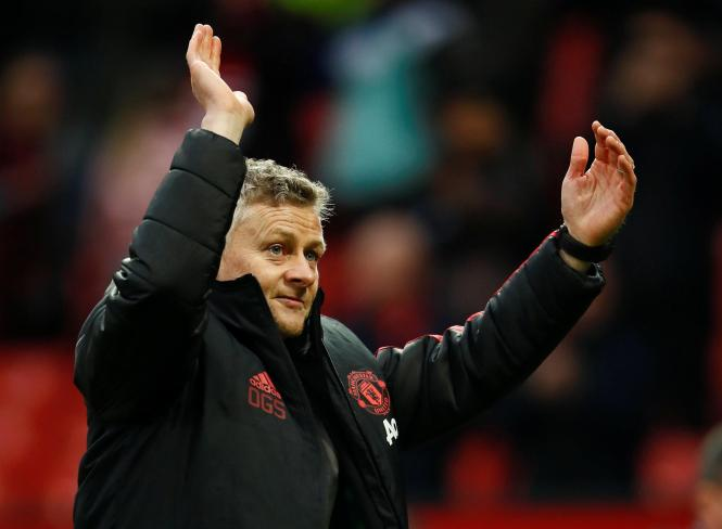 Both Solskjaer and Pochettino have been linked with taking the Old Trafford job on a permanent basis