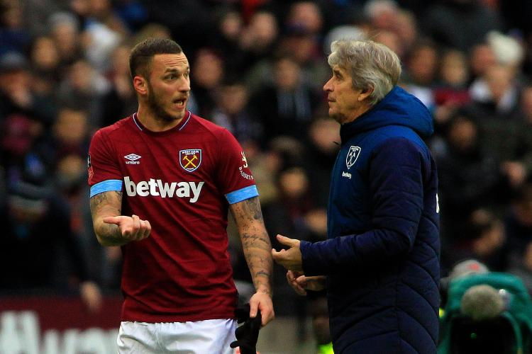 Marko Arnautovic's brother has told talkSPORT the star wants to go to China