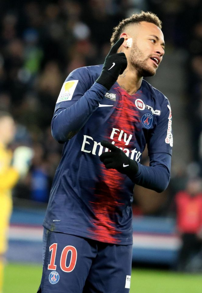 Barca want Neymar to return - and could flog Coutinho to help finance the deal