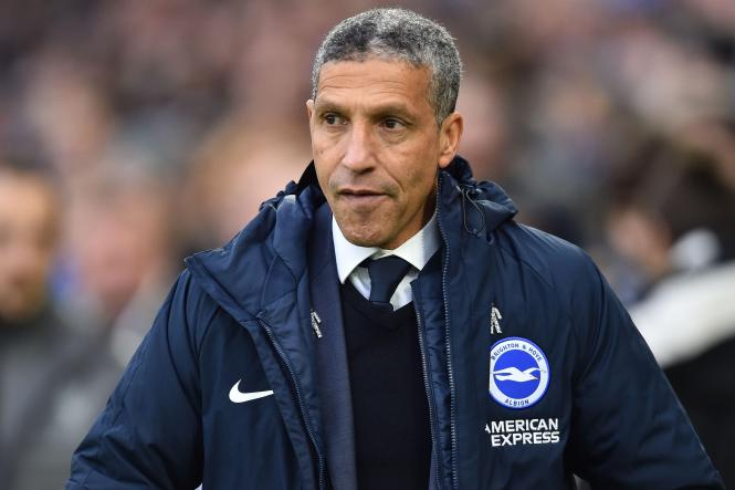 Brighton boss Chris Hughton will be going into the lion's den when he takers his Brighton team to Old Trafford