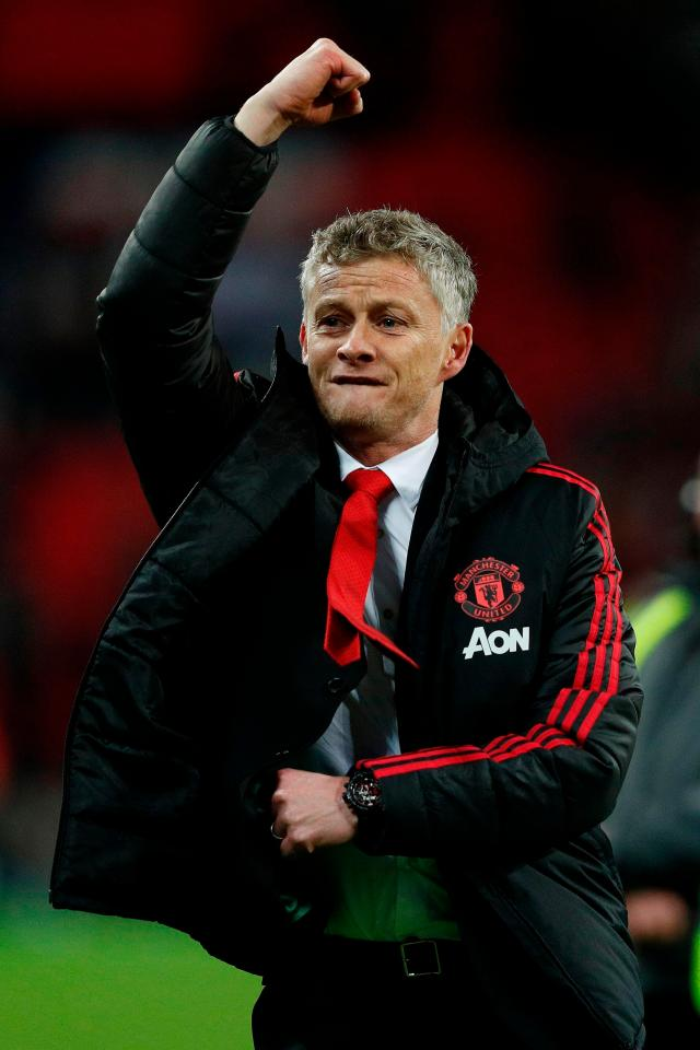 Ole Gunnar Solskjaer has warned his players not to think it's 'job done' with just less than half-a-season to go