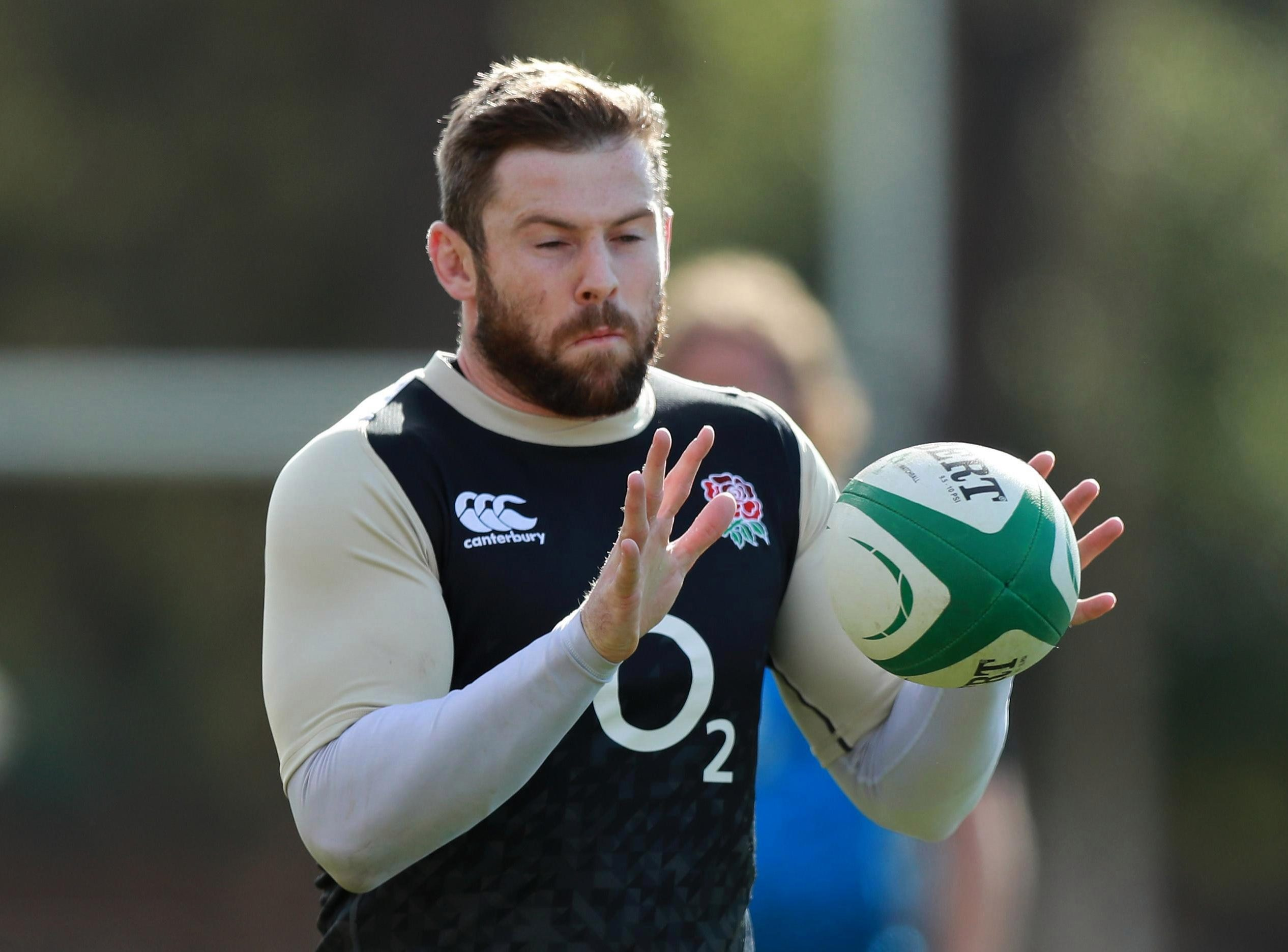 Elliot Daly starts at 15 in a big gamble by Eddie Jones under the high ball