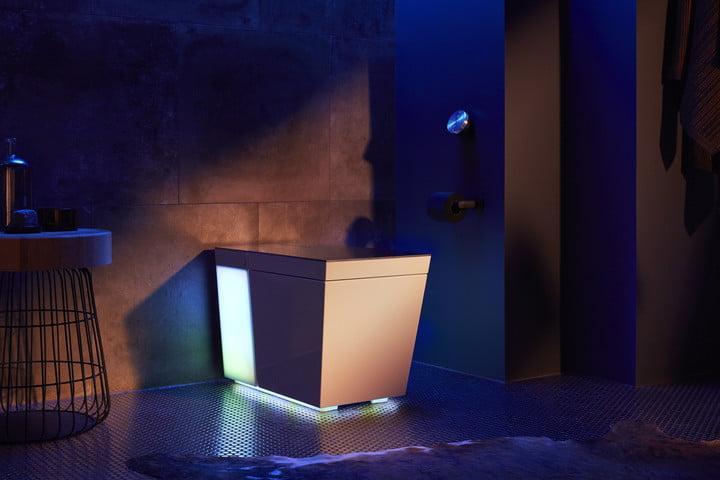 Kohler Numi Alexa toilet CES 2019