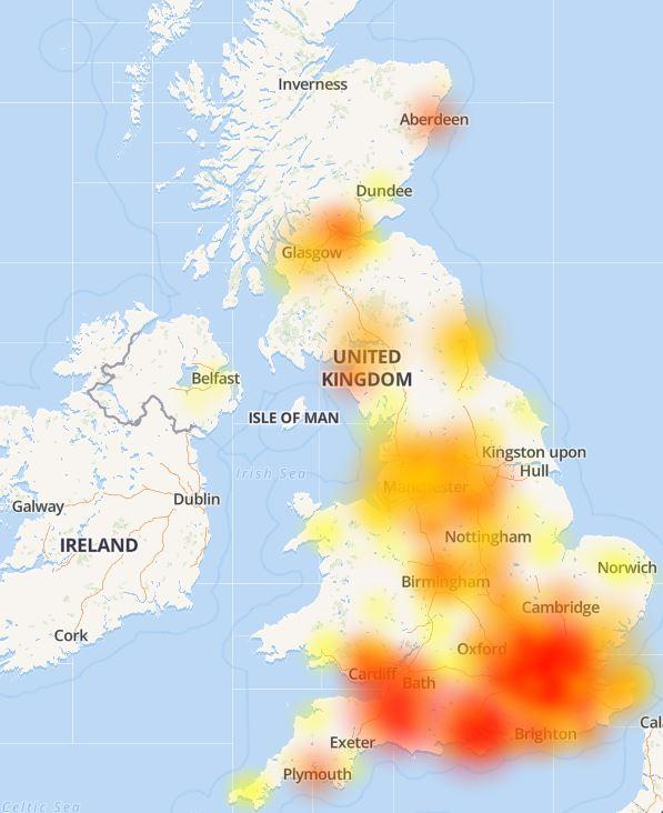 TalkTalk customers furious as email and broadband goes