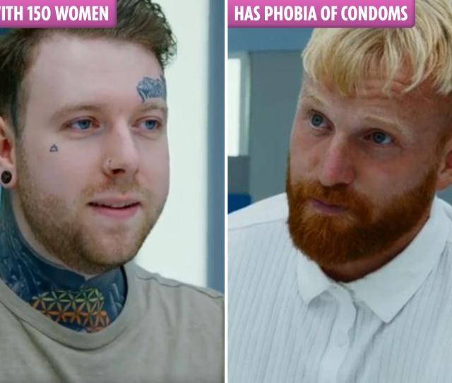 Meet The Men Who Refuse To Wear A Condom Despite Bedding Hundreds Of Women