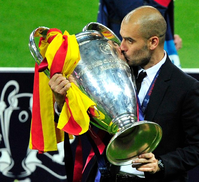 He won the tournament twice during his spell at Barcelona, in 2009 and 2011