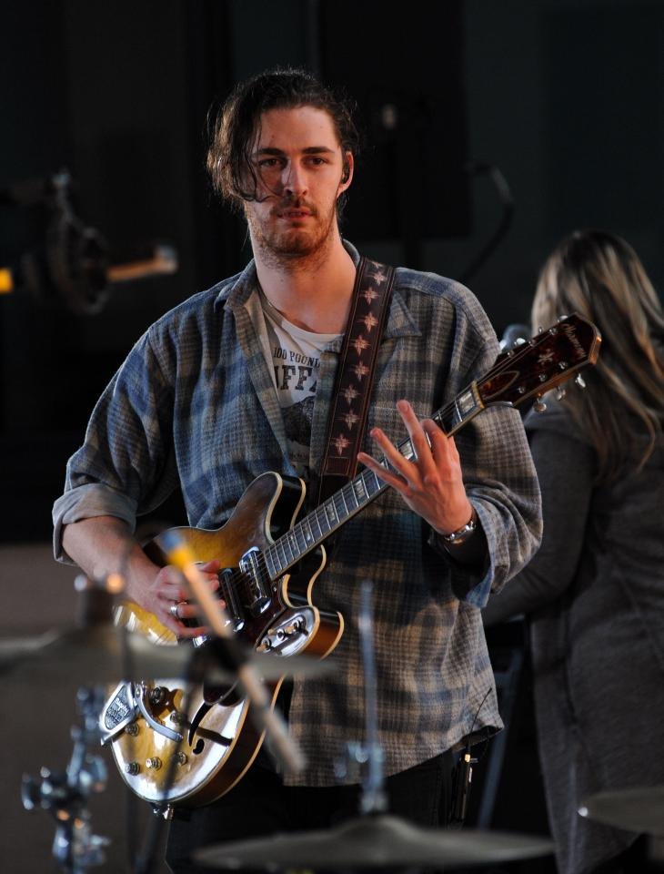 Hozier says he was amazed when he ended up on the radar of Barack Obama