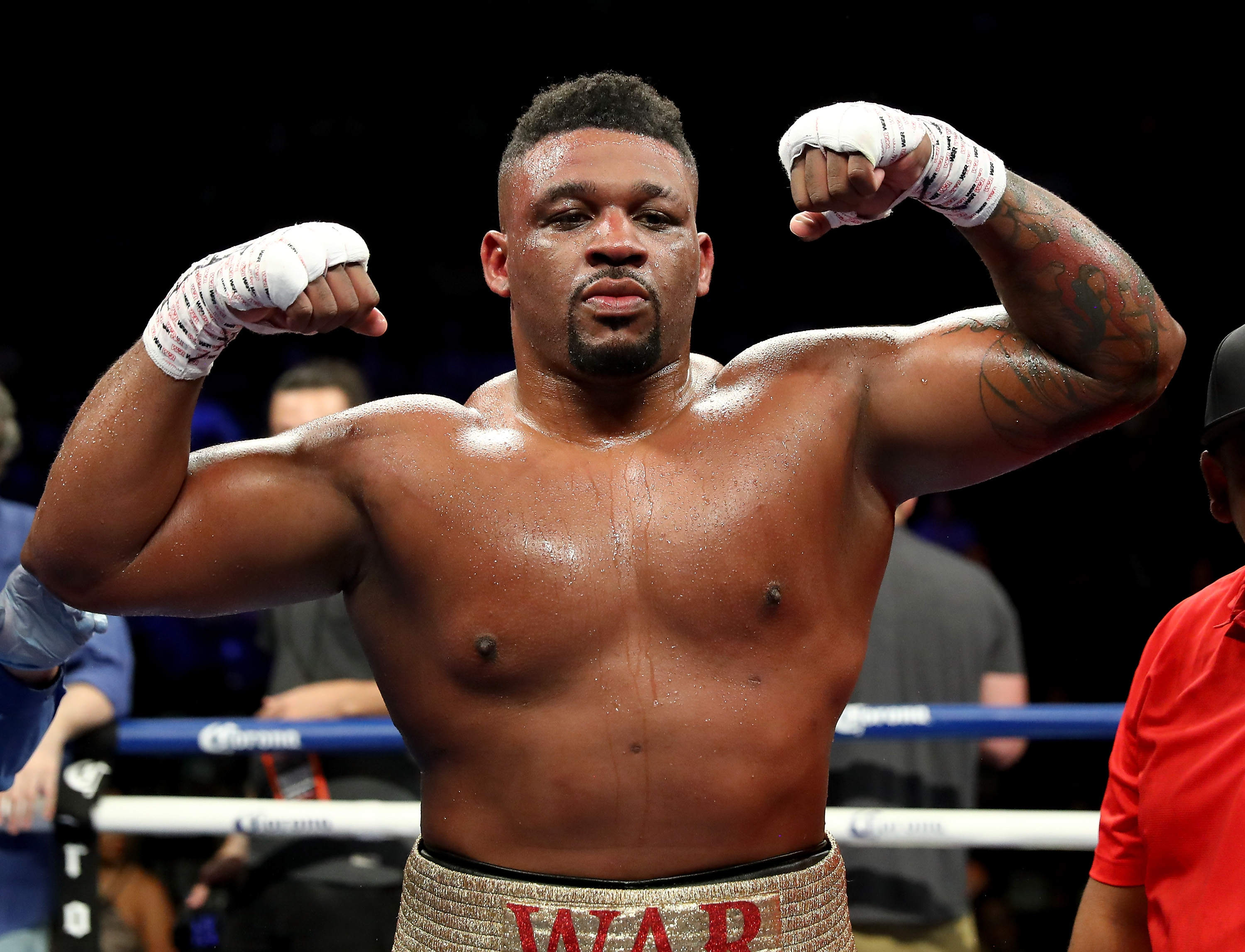 Jarrell Miller will be a huge, literally, underdog when he fights Anthony Joshua on June 1