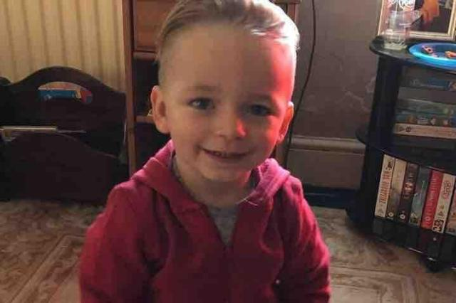 Alfie Lamb, 3, died after being allegedly crushed to death by his mum's boyfriend