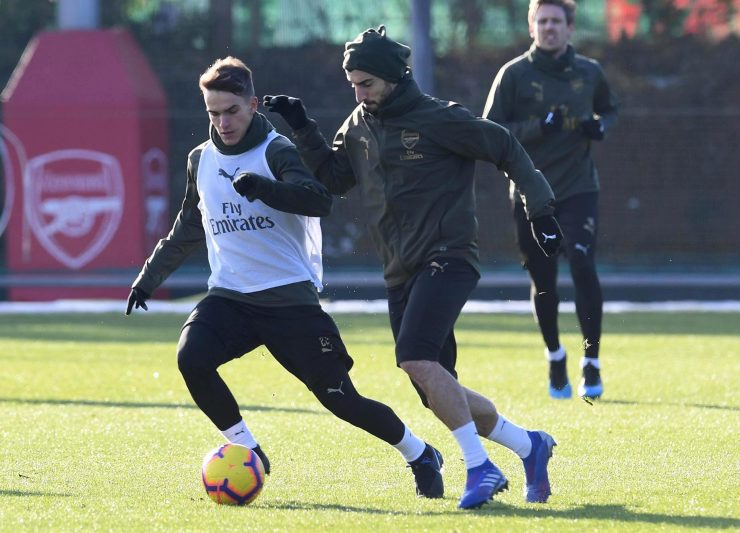 Arsenal boss Unai Emery reveales his plans for clash against Huddersfield NINTCHDBPICT000466104479 e1549550668987
