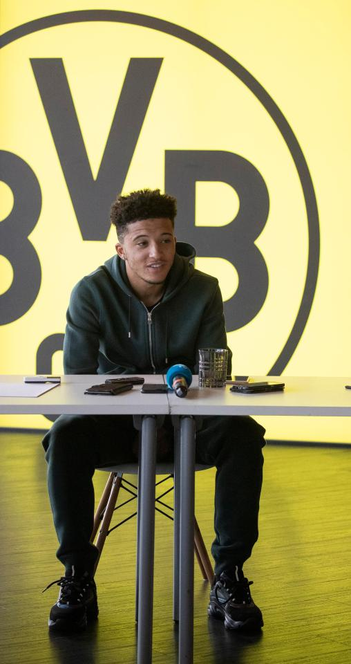 Sancho has revealed his intention to visit kids at his old schools