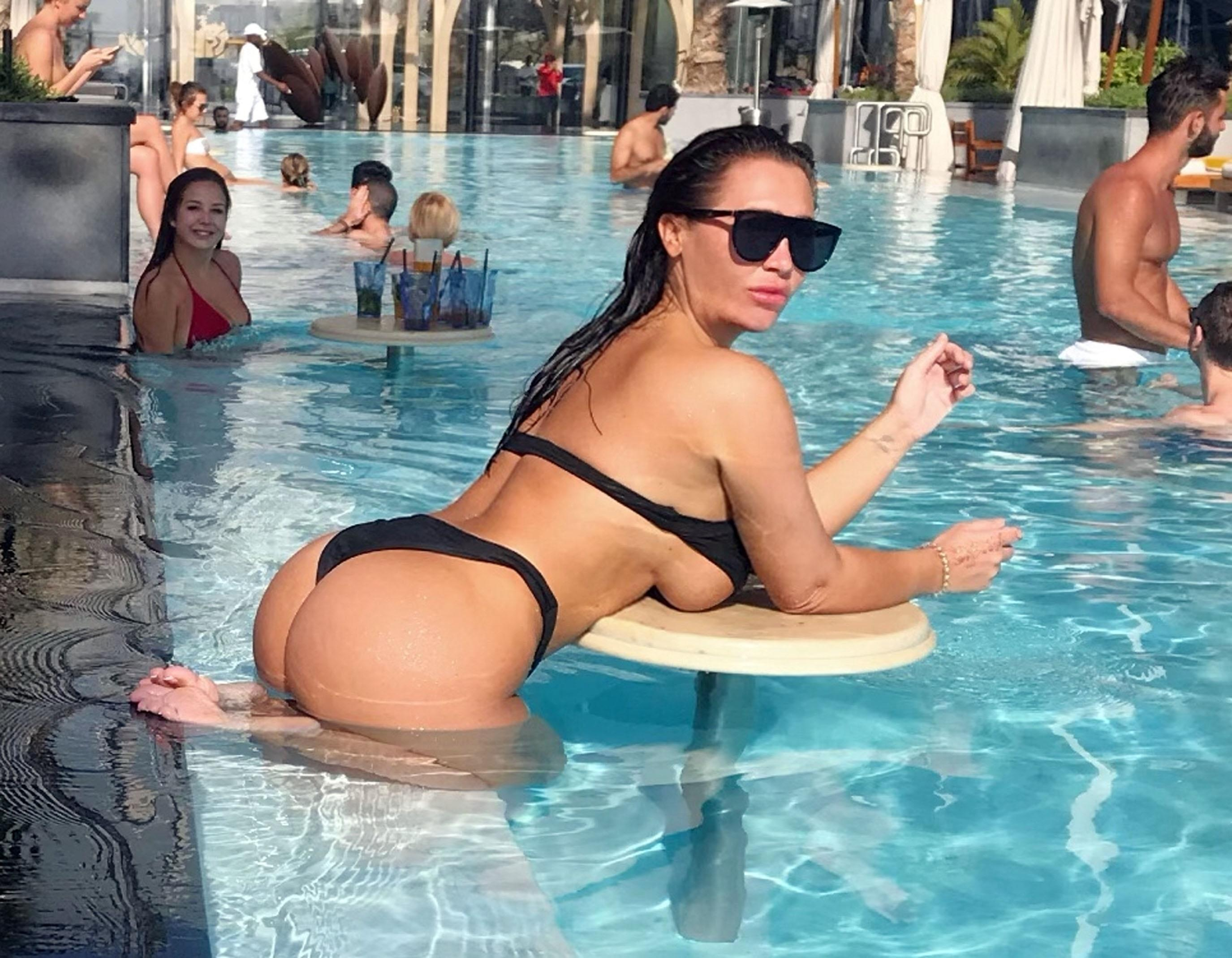 Thailand swimming girls naked