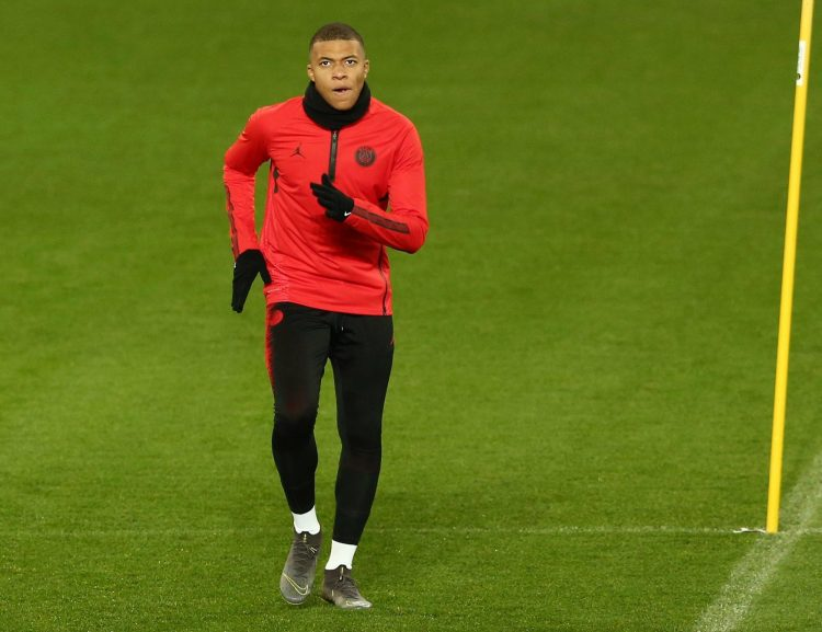 Lothar Matthaus says pacy PSG frontman Kylian Mbappe knows what to do at the right moments