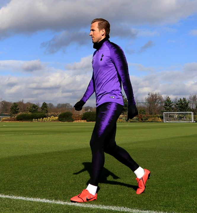 Burnley will be hoping Harry Kane isn't quite fit enough to start in the Premier League clash