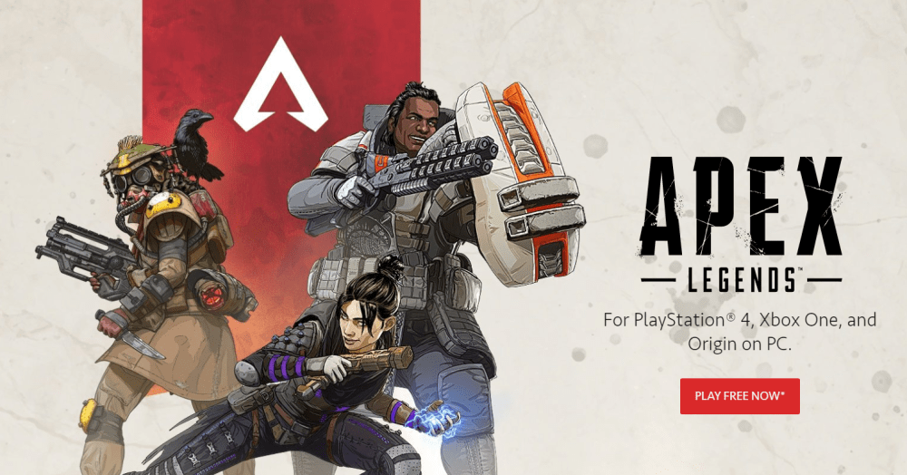 medium resolution of apex legends is a hit game available for free to players