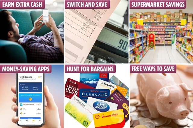 26 ways to save money including best apps and tips from experts