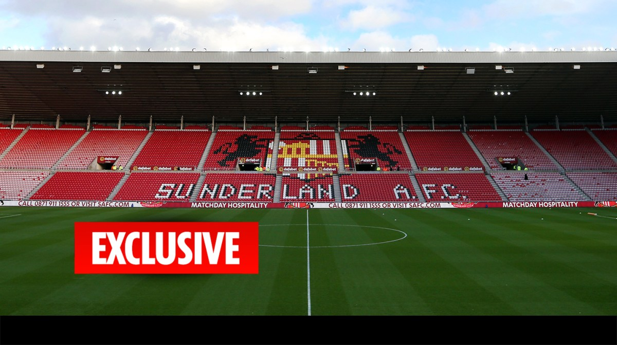 sunderland eyed by two consortiums for 50m takeover after stunning league one campaign and netflix doc [ 1200 x 800 Pixel ]