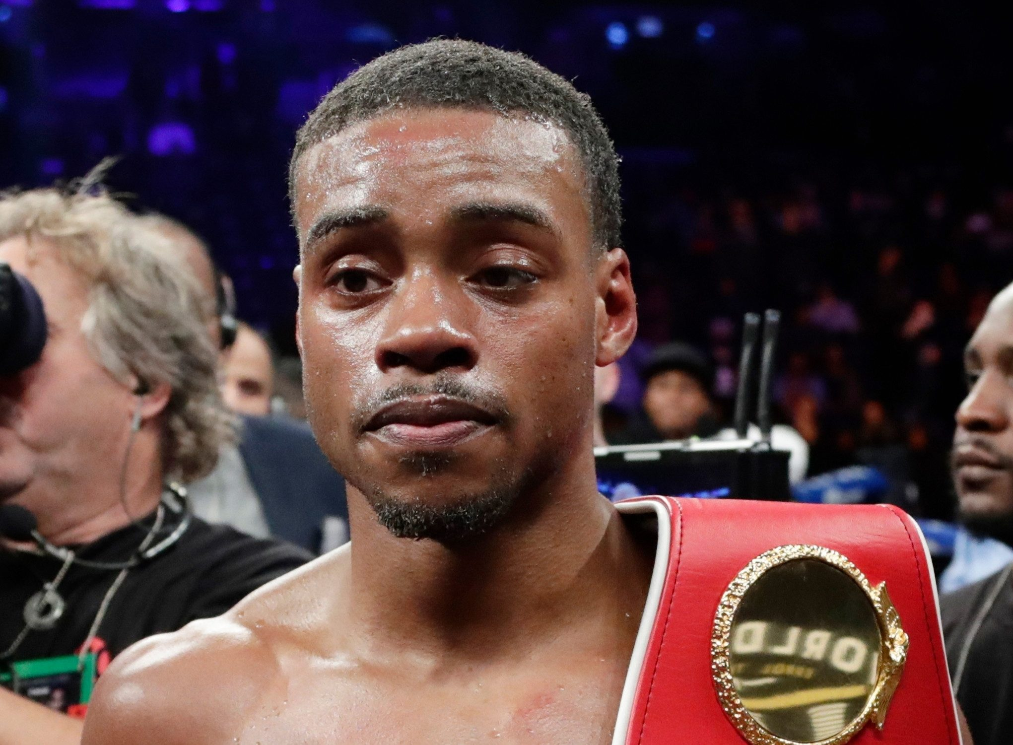 Spence Jr is looking to go 25-0