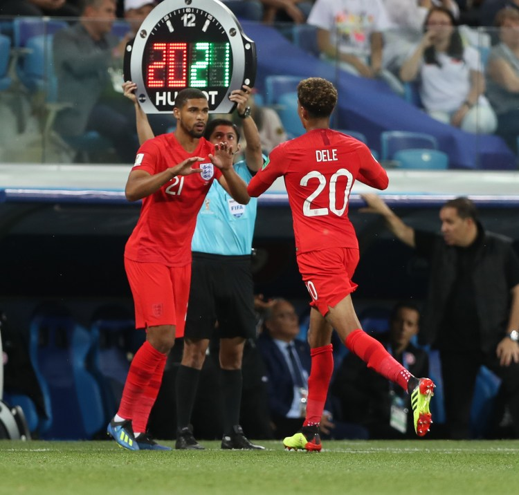 The likes of Dele and Loftus-Cheek are still eligible for the Under-21s